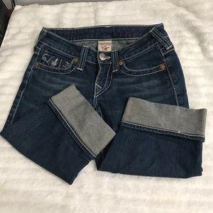 True Religion jeans Capri